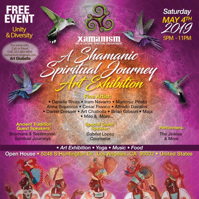 A Shamanic Spiritual Journey